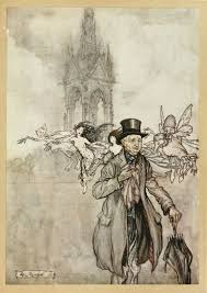 j m barrie peter pan in kensington gardens peter pan old mr salford was a crab apple of an old gentleman who