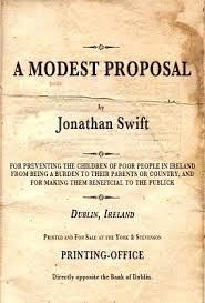 a modest proposal  enbib