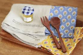 普段の食卓にリッチ感を♪『手作りランチョンマット』が可愛い!