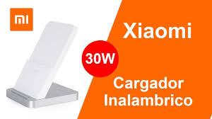 <b>Xiaomi</b> Cargador Inalambrico <b>Vertical 30W</b> - Unboxing - YouTube