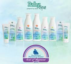 babyspa reg honored for innovative and targeted approach to baby skin full size