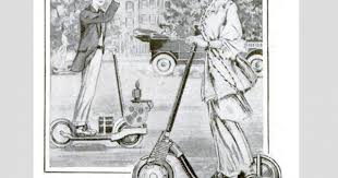 A Hundred Years Before #<b>Scootergate</b>, Toy <b>Scooters</b> Saved Jobs