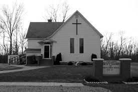 Image result for image rural iowa church