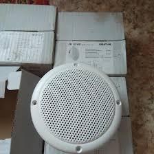 <b>Влагостойкая встраиваемая акустика Visaton</b> FR 10 W – купить в ...