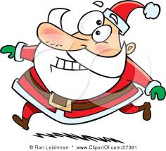 Image result for frantic christmas clip art