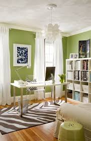 copy cat chic copy cat chic room redo spring green home office black white home office cococozy 5