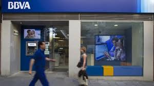 Image result for BBVA Wall street