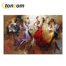 Oil on Canvas Couple reviews – Online shopping and reviews for ...