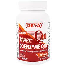 <b>Коэнзим Q10</b>, Coenzyme Q10, Deva, <b>25 мг</b>, 90 таб - в онлайн ...