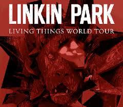 <b>Living</b> Things World Tour - Wikipedia