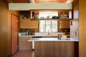 st charles kitchen cabinets: eichler time capsule kitchen enough said photo by daniel dent mk