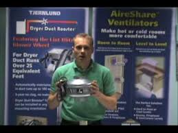 4 facts in 60 seconds tjernlund inline duct booster fans