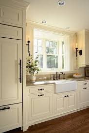 kitchen paint colors with cream cabinets: cream white kitchen cabinets honed emperor light marble cabinets painted with farrow amp