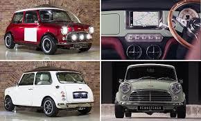 <b>Mini</b> Remastered creates <b>new classic</b> shape cars for £75k | This is ...