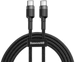 Купить кабель <b>Baseus Cafule</b> (CATKLF-GG1) <b>USB</b> Type C 1m ...