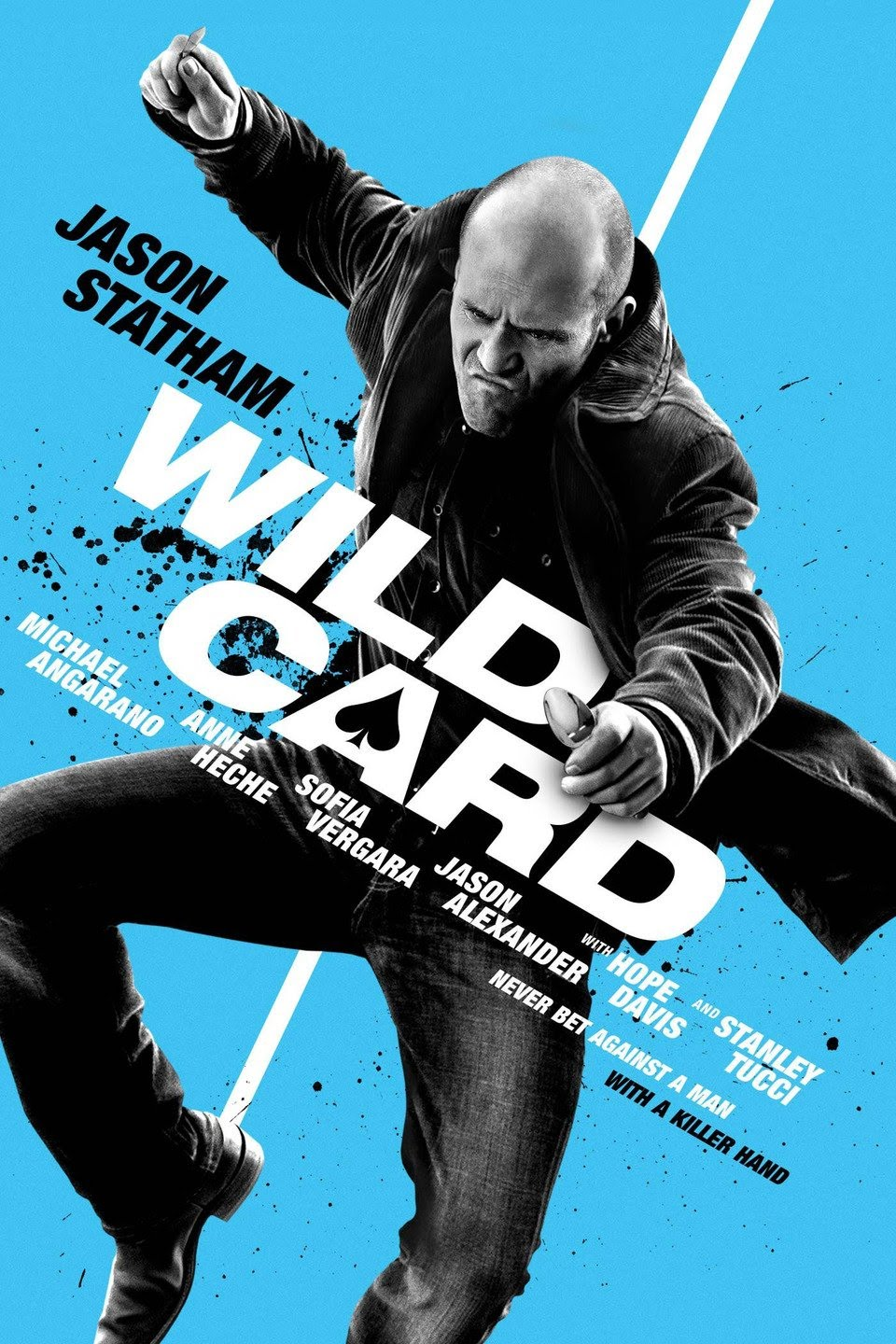 Wild Card (2015) Full Movie in English 720p [750MB]   1080p [1.4GB]   ESubs Download