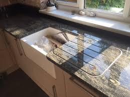 Titanium Granite Kitchen White Kitchen Granite Worktops Others Extraordinary Home Design
