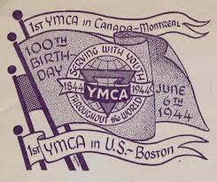 「1851, first YMCA in canada, Montreal」の画像検索結果