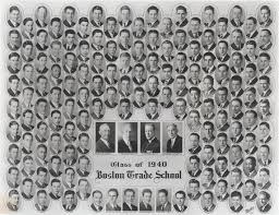 boston trade school boston ma  boston trade school boston ma class of 1940