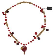 <b>Dolce</b> & <b>Gabbana</b> | Crystals, Crystal necklace, Jewelry