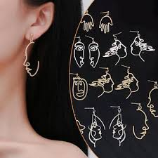 Drop Earrings-prices and delivery of items from China in the Joom ...