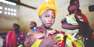 Image result for images of child marriages in africa