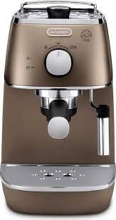 Рожковая кофеварка эспрессо <b>DeLonghi</b> DISTINTA <b>ECI 341</b>.BZ ...