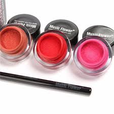 <b>Air</b> Cushion Lip Gloss Matte Lipstick <b>Music Flower</b> Waterproof Long ...