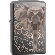 <b>Зажигалка</b> ZIPPO <b>ELEPHANT</b> FANCY FILL DESIGN 49074. Купить ...