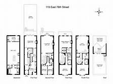 Amazing Brownstone House Plans   New York Brownstone Floor Plans        Amazing Brownstone House Plans   New York Brownstone Floor Plans