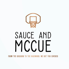 Sauce and McCue