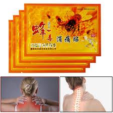 64pcs Tiger Balm Curative Plaster <b>Chinese</b> Herbs <b>Shaolin</b> Medical ...