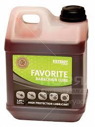 Купить <b>Масло</b> машинное <b>Patriot Favorite цепное</b>, 1.89 л по низким ...