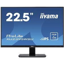 <b>Монитор Iiyama</b> ProLite <b>XU2395WSU</b>-<b>B1</b> — купить по лучшей ...