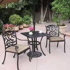 crossman piece outdoor bistro:  piece patio bistro set   piece patio bistro set