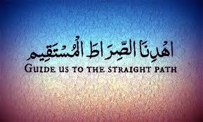Image result for straight path islam