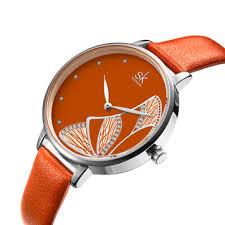 <b>shengke</b> sk k0118 butterfly pattern <b>women quartz watch</b> at Banggood