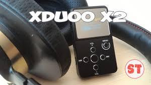 <b>xDuoo X2</b> - реально мощный аудио <b>плеер</b>, полный обзор - YouTube