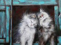 котята, щенки: лучшие изображения (46)   Котята, Щенки и ...
