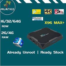 <b>2020</b> New Arrival <b>X96 max plus</b> Smart TV Box Amlogic S905X3 ...