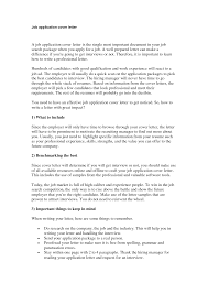 resume  examples of a cover letter for a job application  corezume cocover letter