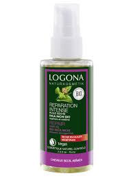 Натуральное <b>восстанавливающее масло для волос</b> Logona ...
