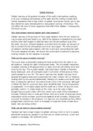 essay about global warming college essays college application essays   causes and effects of  causes and