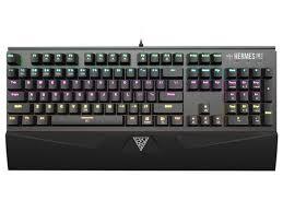 Gamdias <b>HERMES M1</b> 7 Colour Mechanical Gaming Keyboard