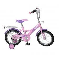 Велосипед 2-х колесный Navigator Basic KITE 14д <b>розово</b> ...
