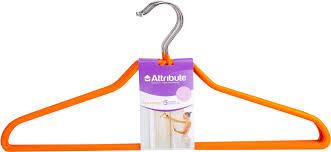 "<b>Набор вешалок универсальных</b> Attribute Hanger ""Neo Orange"", 42 ..."