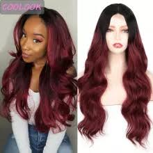 26 inch <b>lace front</b> wig