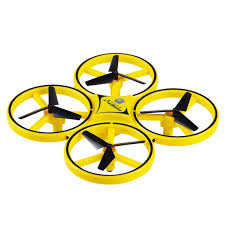 Mini Drone Remote Control Quadcopter Headless Mode With Led ...