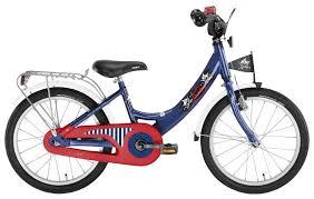Детский <b>велосипед Puky ZL</b> 18-1 Alu (с флажком) — купить по ...
