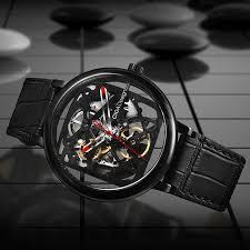 <b>Механические часы Xiaomi CIGA</b> Design Creative Leather Strap ...